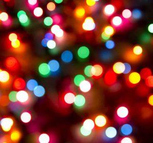 christmaslightsunfocused