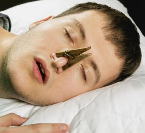 how to stop snoring even if you have sleep apnea