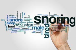 stewart snoring